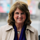 Former Tanaiste, Joan Burton TD, arrives at the Dublin Circuit Criminal Court this morning to give evidence in the trial of 7 men charged with the false imprisonment of her and her adviser at a water protest in Jobstown. Pic Collins Courts