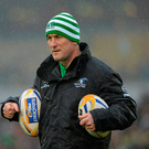 3 May 2013; Connacht head coach Eric Elwood before the game. Celtic League 2012/13, Round 22, Connacht v Glasgow Warriors, The Sportsground, Galway. Picture credit: Diarmuid Greene / SPORTSFILE