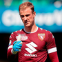 Torino FC's Joe Hart would relish the opportunities at Old Trafford. Photo: Emilio Andreoli/Getty Images
