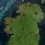 'Now with Brexit looming and the concrete and more profound underlying changes in demography, the issue of a united Ireland may be back on the table quicker than most of us imagined - or cared to dread' Photo: NASA/Jeff Schmaltz