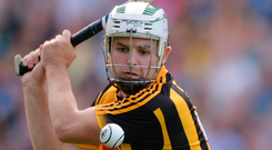 Pádraig Walsh of Kilkenny has emerged as a major injury concern ahead of the Leinster Senior Hurling Championship semi-final. Photo: Piaras Ó Mídheach/Sportsfile