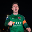 28 April 2017; John Dunleavy of Cork City celeberates after the SSE Airtricity League Premier Division match between Cork City and Bray Wanderers at Turner's Cross in Cork. Photo by Eóin Noonan/Sportsfile