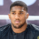 Anthony Joshua weighed in at a career-heaviest 17st 12lbs 10oz. Photo: Alexander Scheuber/Getty Images