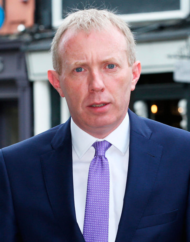 Fianna Fáil communications spokesman Timmy Dooley Photo: Tom Burke