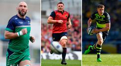 Muldoon, Stander and Ringrose