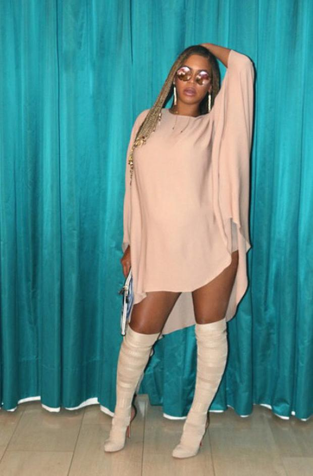 Comment Sorry Serena And Beyonce Most Pregnant Women Don