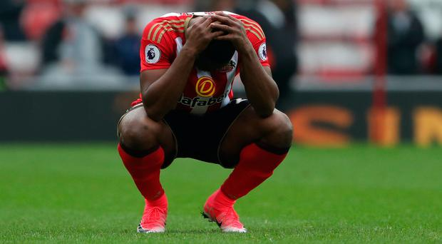 Sunderland sunk in relegation from Premier League