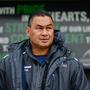 Connacht head coach Pat Lam prior to the Guinness PRO12 Round 20 match between Connacht and Leinster at the Sportsground in Galway. Photo by Seb Daly/Sportsfile