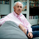 Under-pressure: Dr Peter Boylan in his south Dublin home. His personal and family life were not up for discussion during the interview Photo: David Conachy