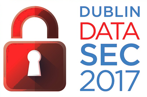 The DataSec 2017 conference takes place in the RDS Concert Hall, Dublin, on Wednesday