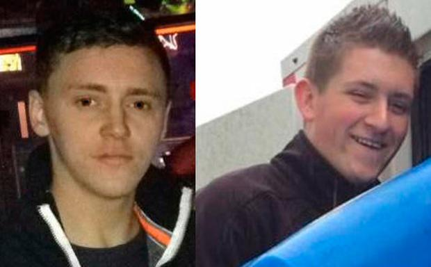 Tragedy: Nathan Fullerton and Nathan Farrell