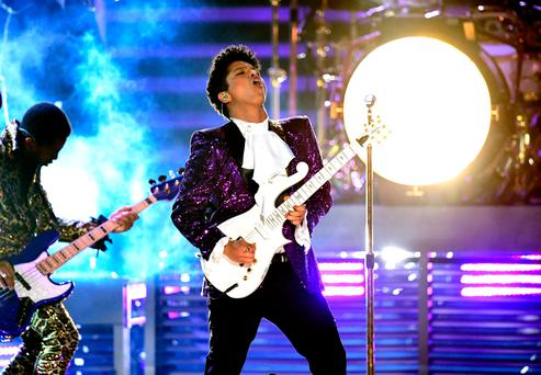 Bruno Mars to play Dublin's Marlay Park next summer