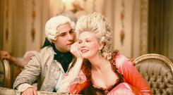 Kirsten Dunst and Jason Schwartzman play the queen and king in film 'Marie Antoinette'
