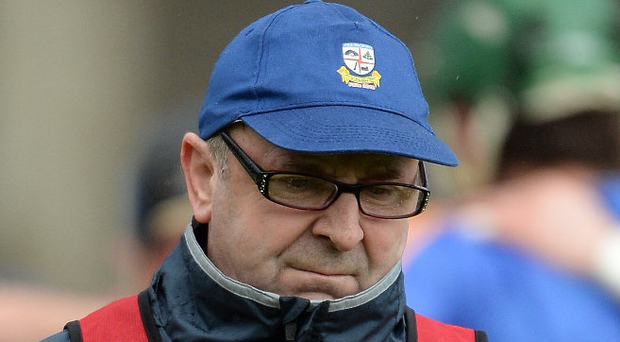 Wicklow manager Séamus Murphy. Photo: Daire Brennan/Sportsfile