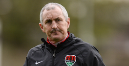 John Caulfield's Cork City have enjoyed a brilliant start to the season