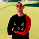 Pienaar is set to join Montpellier, and his latest back trouble means his final game for Ulster is likely to see him sitting in the stands. Picture credit: Oliver McVeigh / Sportsfile