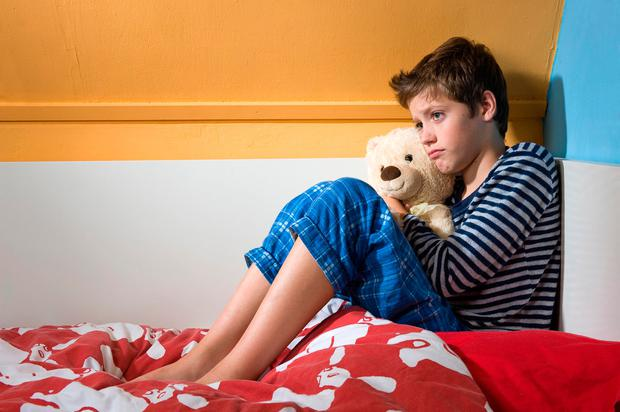 Dear David Coleman: My eight-year-old is really clingy and he sleeps
