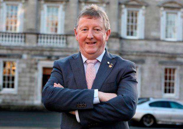 OPW Minister Sean Canney. Photo: Tom Burke