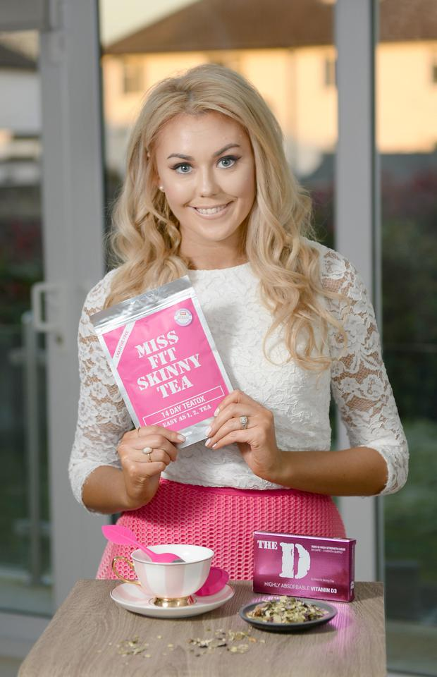 Ruth Hetherington is the founder of Miss Fit Skinny Tea, an Irish brand which does not contain laxative senna leaf