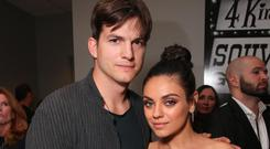 Actors Ashton Kutcher and Mila Kunis welcomed their second child in November