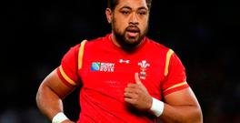 Faletau is one of 12 Welshman included in Warren Gatland's 41-strong party for the 10-match tour of New Zealand in June and July. Photo credit: David Davies/PA Wire