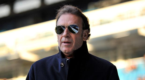 Massimo Cellino has a 50% stake in Leeds United. Photo: Clint Hughes/Getty