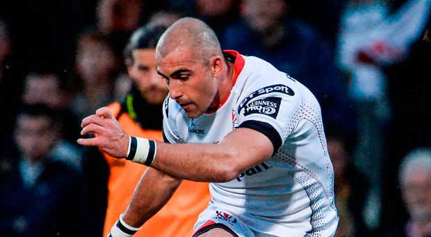 The loss of Ruan Pienaar won't help them to turn around their fortunes. Photo: Sportsfile