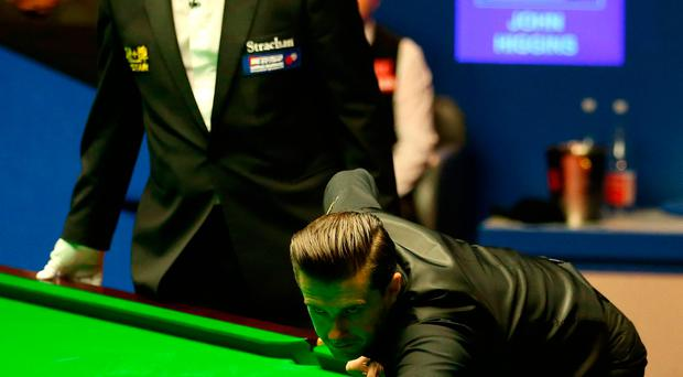 Selby on top of the world after thrilling comeback