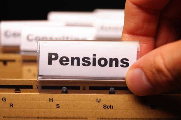 'It is beyond dispute that the pensions for those who work for the State are second to none.' (Stock picture)
