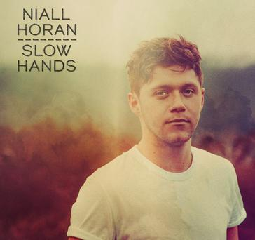Artwork for Niall Horan's new single, Slow Hands