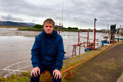 Mark Dearey, owner of the Spirit Store on the quays in Dundalk. Photo: Tom Conachy