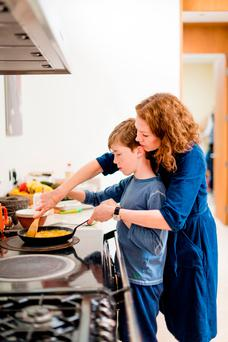 Building blocks: Cooking at home with family - Galway chef Cliodhna Prendergast