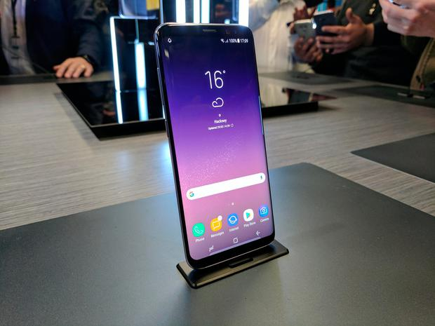 samsung 39 s galaxy s8 is the best android phone on market. Black Bedroom Furniture Sets. Home Design Ideas