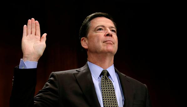 FBI director 'feels nauseous' over Clinton emails