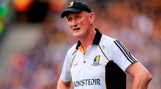 Brian Cody believes Kilkenny have the ability to bounce back from last years All-Ireland final defeat to Tipperary. Photo: Seb Daly/Sportsfile