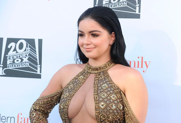 Actress Ariel Winter attends the