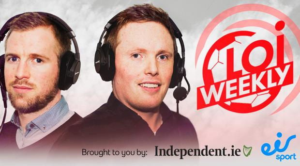 LOI weekly: The panel discuss the Champions League and Europa League draws and the chances of the Irish sides