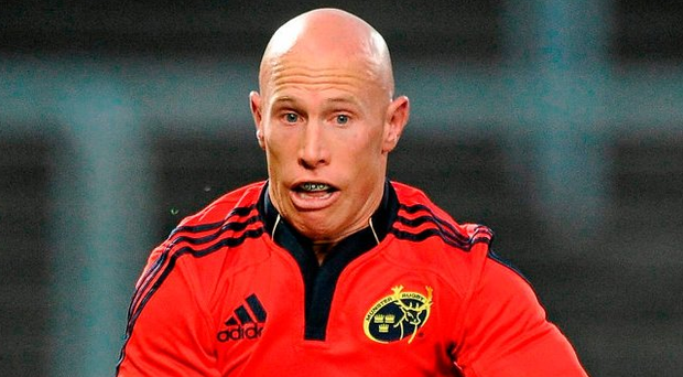 Former Ireland scrum-half Peter Stringer has parted company with Sale Sharks. Photo: Matt Browne/Sportsfile