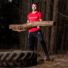 Conor Murray believes it will not take him long to get back up to full speed. Photo: Dan Sheridan/INPHO