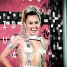 Miley Cyrus attends the 2015 MTV Video Music Awards at Microsoft Theater on August 30, 2015 in Los Angeles, California. (Photo by Jason Merritt/Getty Images)