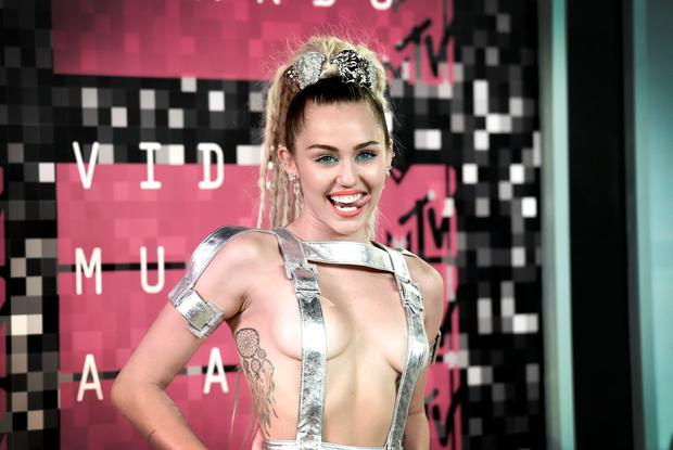 Naked pics of miley cyrus uncensored