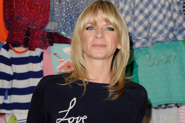 Zoe Ball has been left 'devastated' by her boyfriend's death (Photo by Stuart C. Wilson/Getty Images)