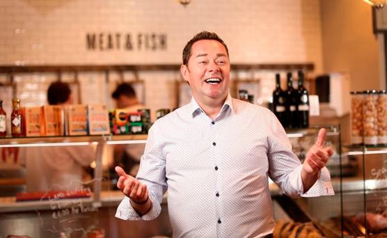 Chef Neven Maguire - not everyone is as accomplished at feeding guests