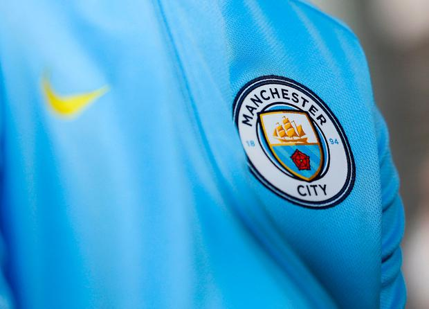 City were found to have approached two young players while they were registered with other clubs. City accepted the charges and accepted the sanction. Photo: PA