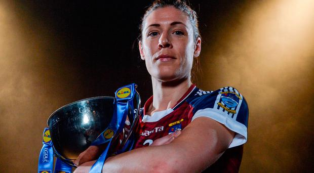 Lauralee Walsh will be hugely motivated to help Westmeath claim glory. Photo: Sportsfile