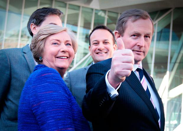 'Whether Mr Kenny was victim or villain of New Politics is a moot point. However, prolonging pain represents selfish indulgence' Photo: Tom Burke