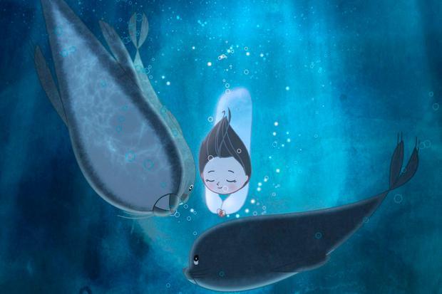 Cartoon Saloon's 'Song of the Sea' was nominated for an Oscar in 2015