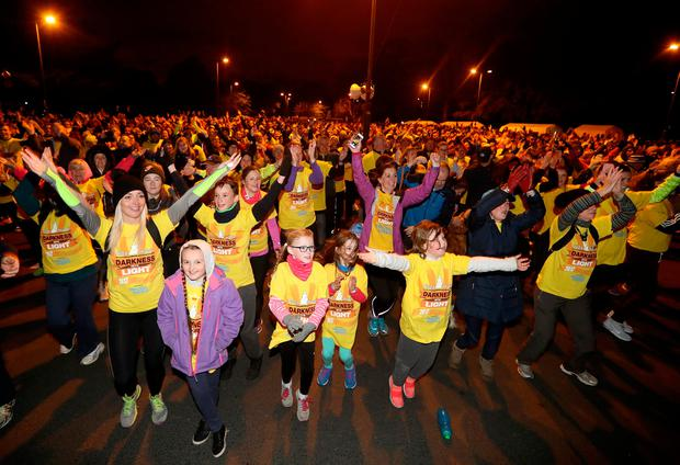 Darkness Into Light with Pieta House and Electric Ireland, Marlay Park, Dublin. Picture: ©INPHO/Tommy Dickson