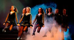 Riverdance is scheduled to tour China again for three months later this year. Tours in Germany and Austria are also planned as part of a major 25th anniversary production. Photo: PA