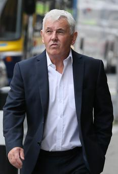 ANTI-SOCIAL: Would you like John Gilligan living next door? Picture: Collins